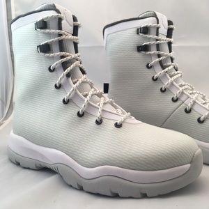 competitive price 5164f f42c4 Jordan Shoes - New! Nike Air Jordan Future Boots Icy Men s Boots